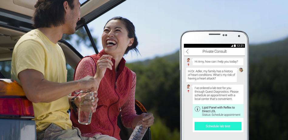 HealthTap joins new Facebook Messenger 'chat bot' platform