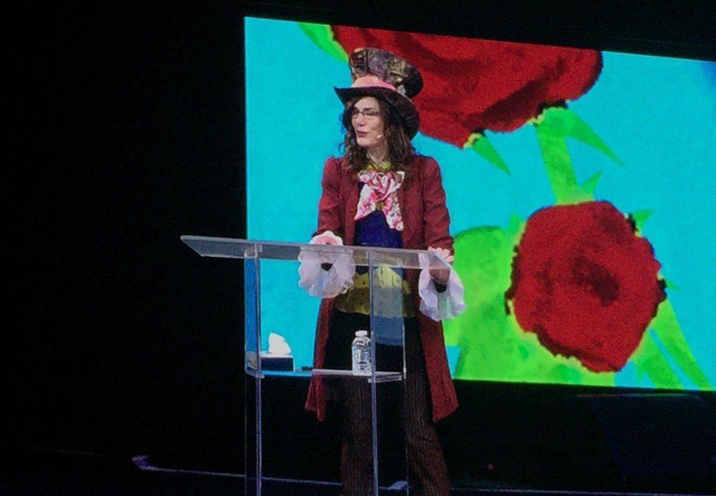 Judy Faulkner Mad Hatter - MedCity News