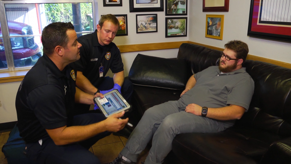 Houston EMS gets to 'mobile integrated healthcare' with telemedicine