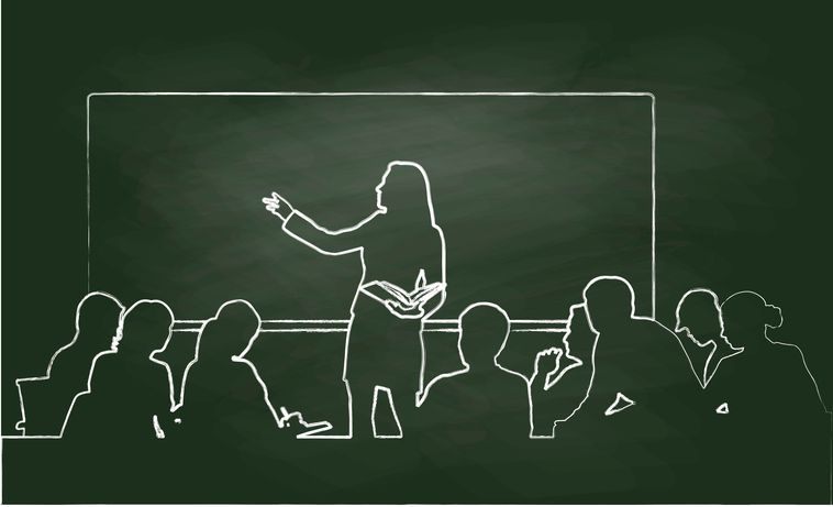 educate, teach, learn