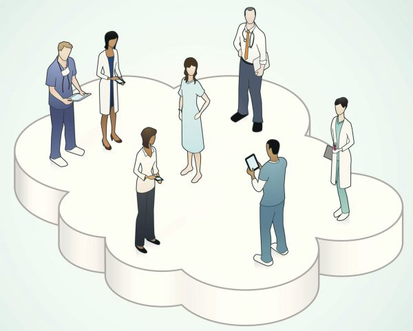 cloud, patient management, patient experience, clinical trials