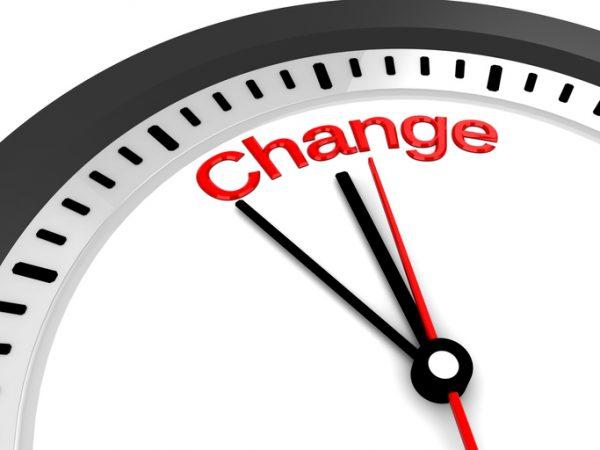 change, transform