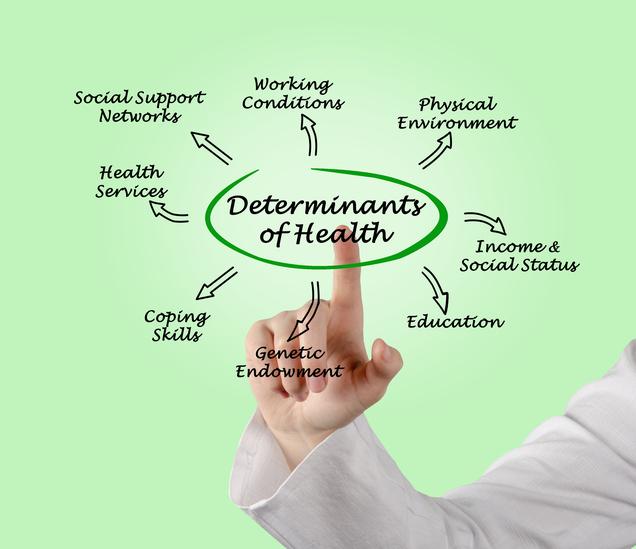 social determinants of health,