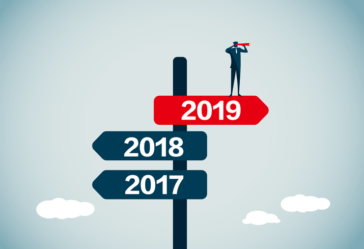 2018—a year of Healthcare in review, plus some 2019