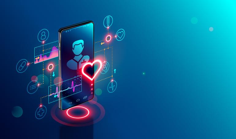 digital health smartphone