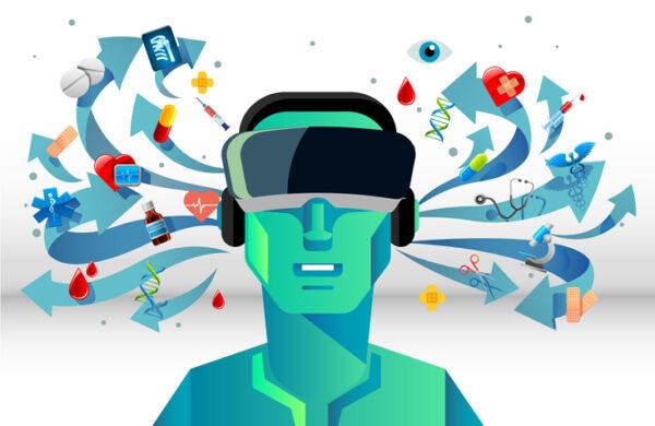 Top 5 VR startups in healthcare