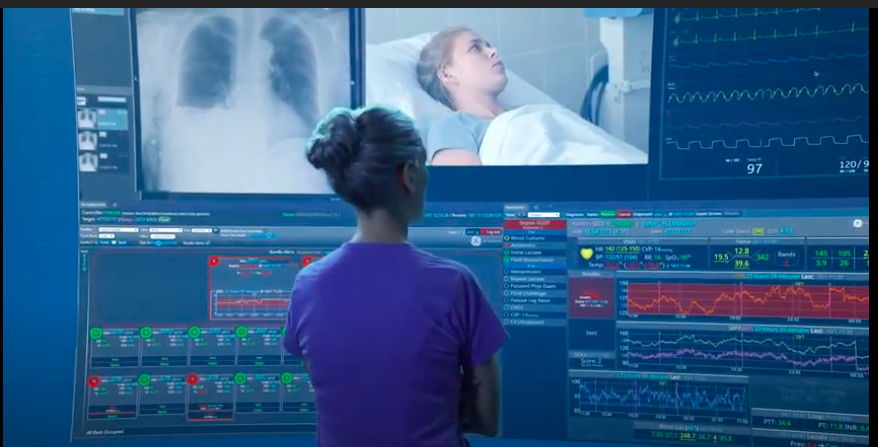 GE and Microsoft team up to provide virtual ICU care solution for Covid-19  patients - MedCity News