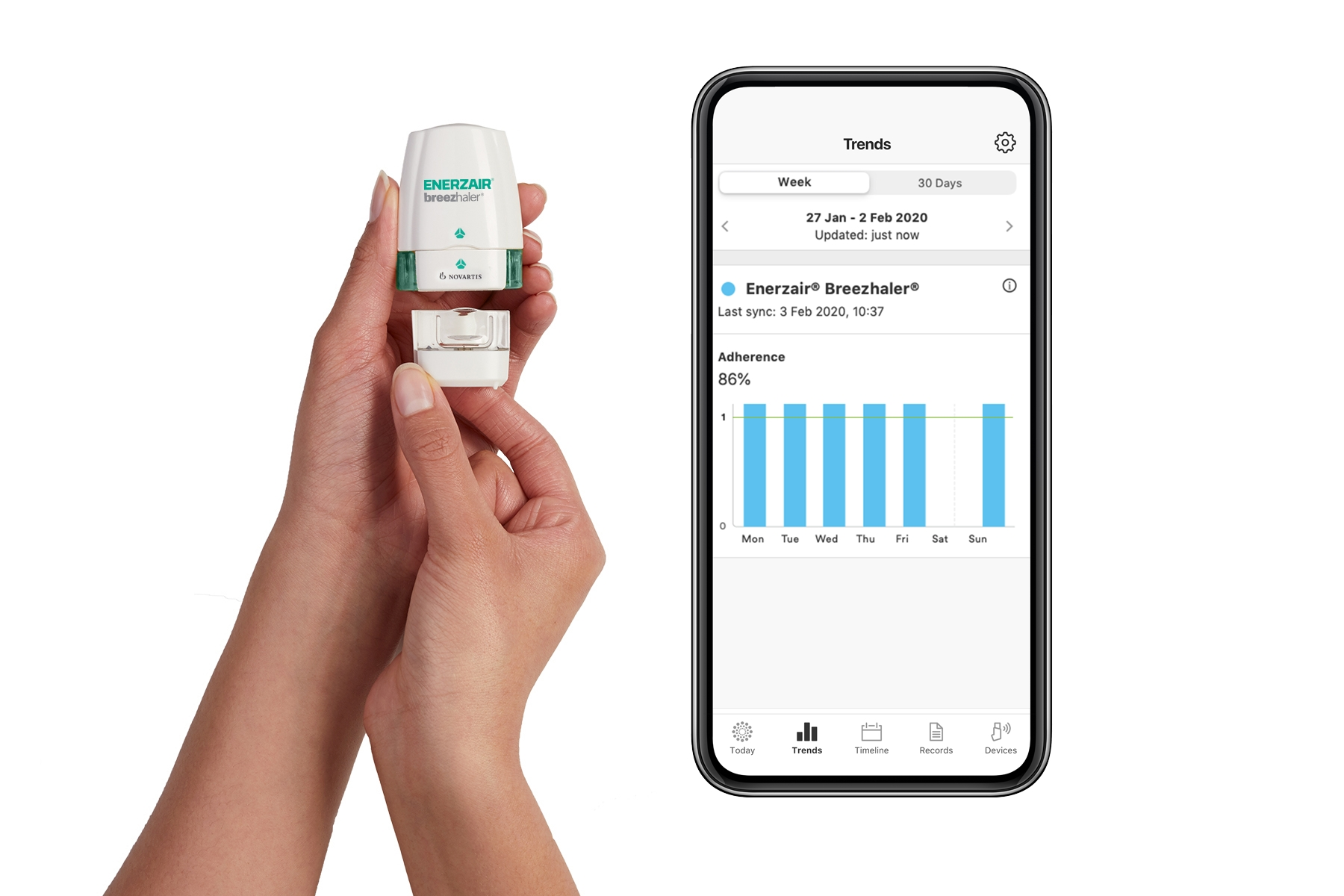 medcitynews.com - Elise Reuter - Propeller gets green light to bundle its digital health tools with inhalers