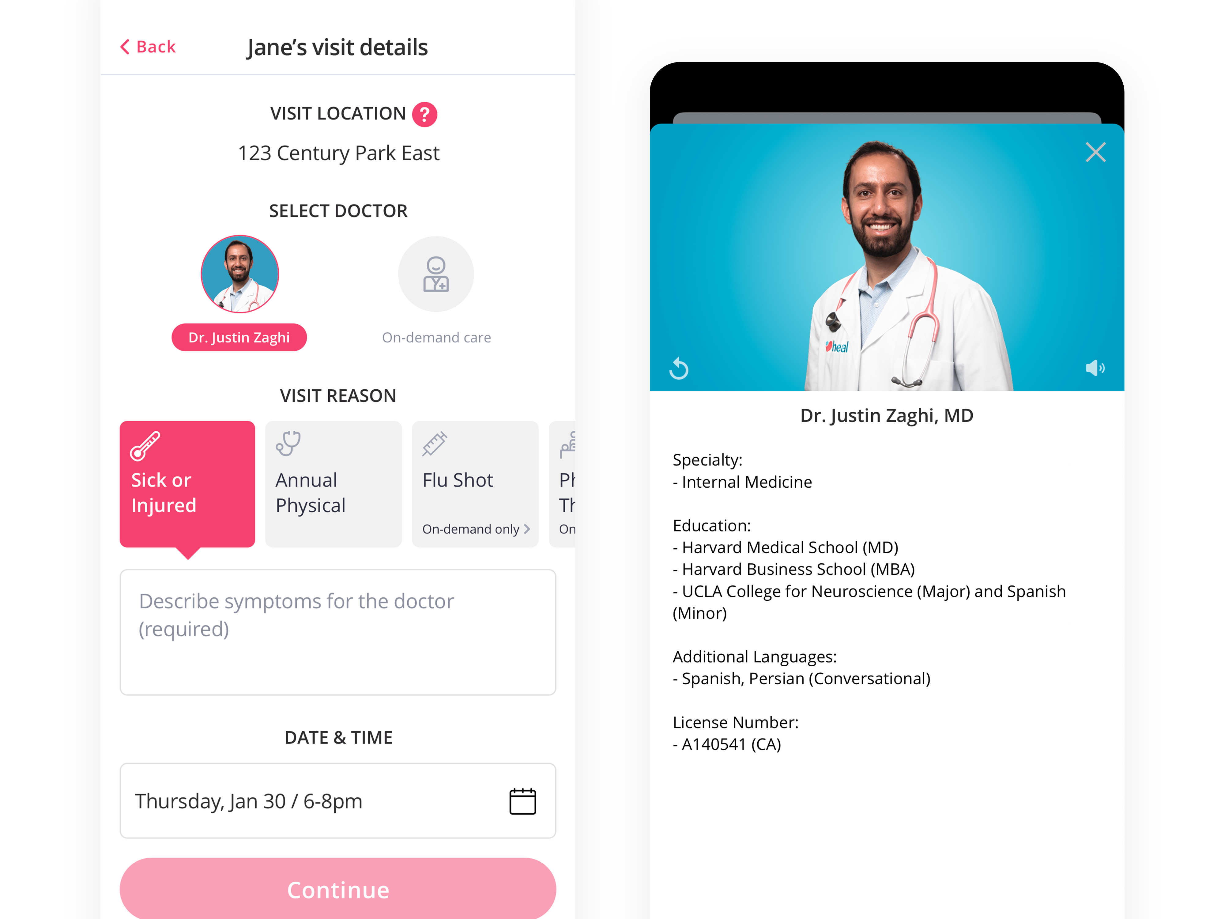Health News Heal-app-e1596054631741 At-home care startup Heal plans expansion with $100M investment from Humana