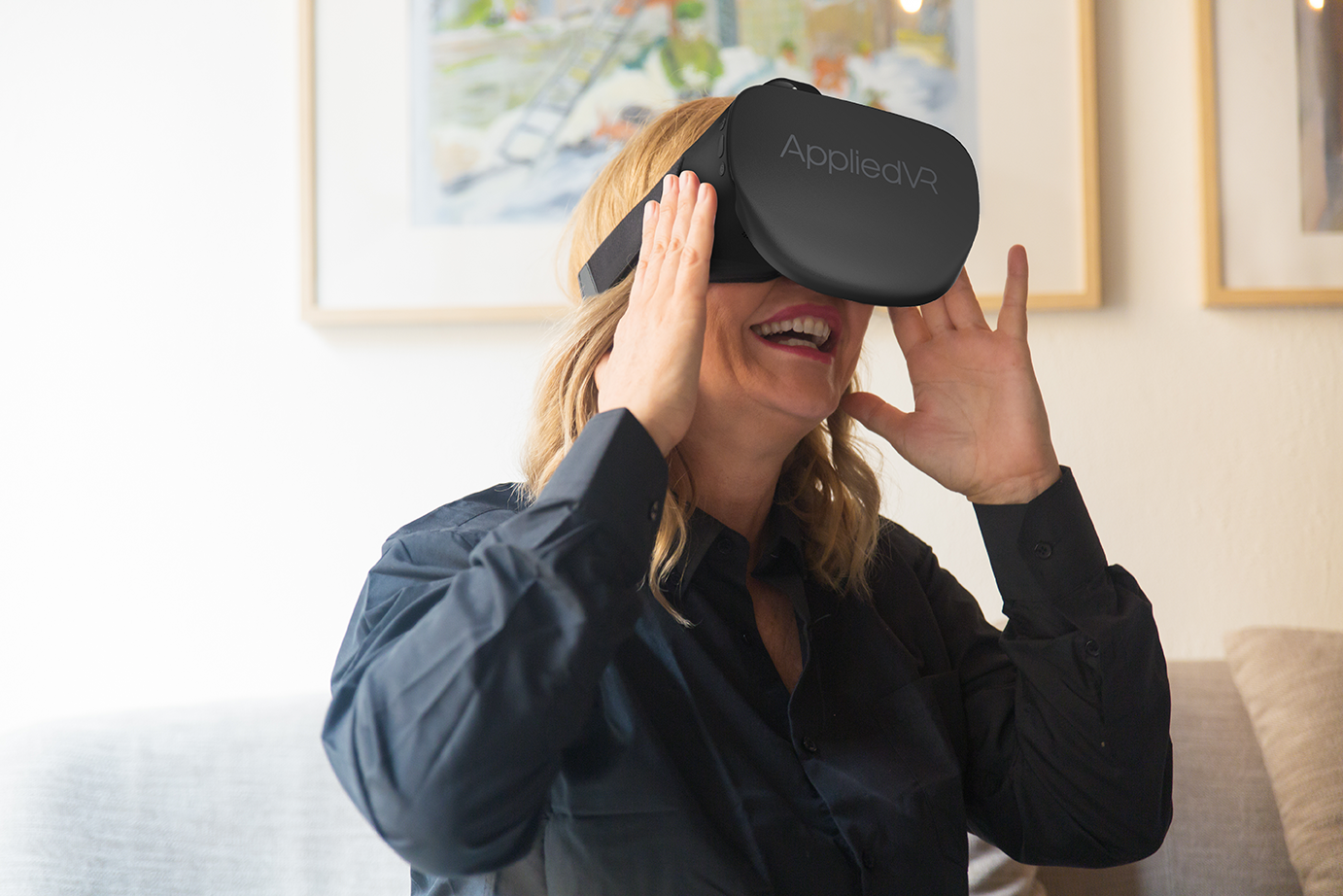 AppliedVR raises $29M as it seeks FDA clearance of VR system for pain treatment