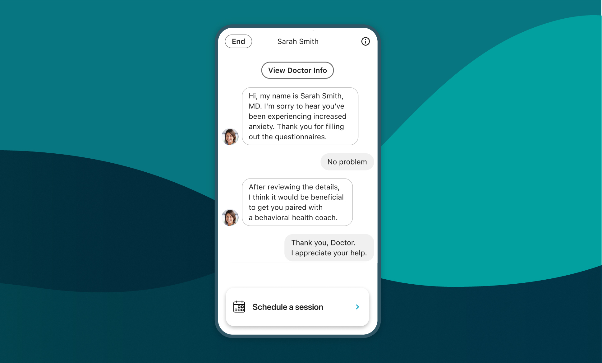98point6 mental health app