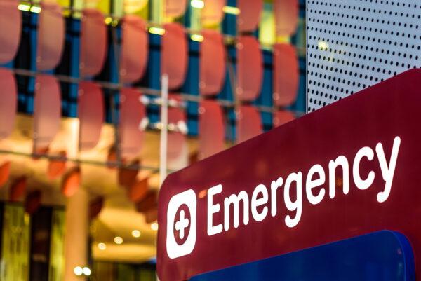 Emergency, department, room, ER, ED,