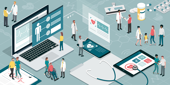 How are healthcare organizations shifting to digital documents? - MedCity  News