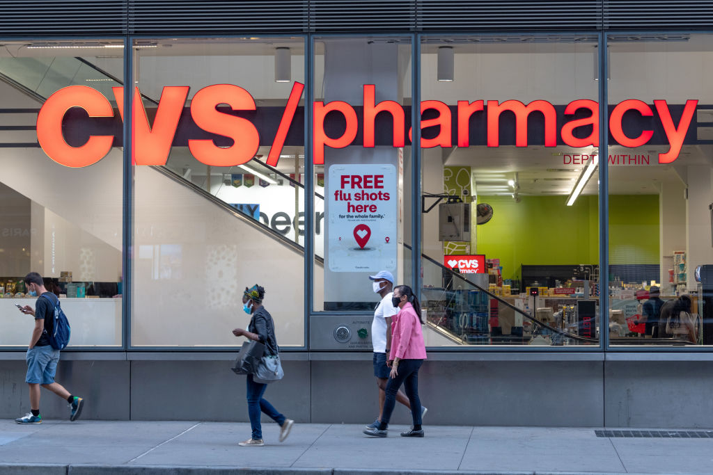CVS Lowers Vaccination Expectations, But Says More People Are Coming In For First Doses