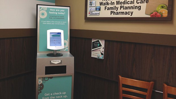 Crowdfunding kicks off for mental health screening kiosks in Philadelphia