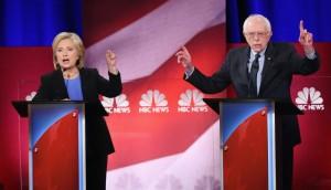 Bernie Sanders Hillary Clinton Healthcare
