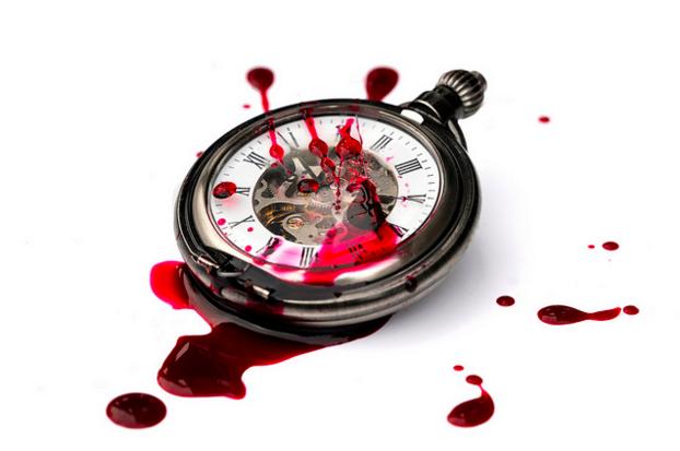 theranos doomsday clock