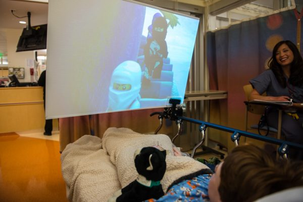 Docs try technology to distract, relax kids before surgery