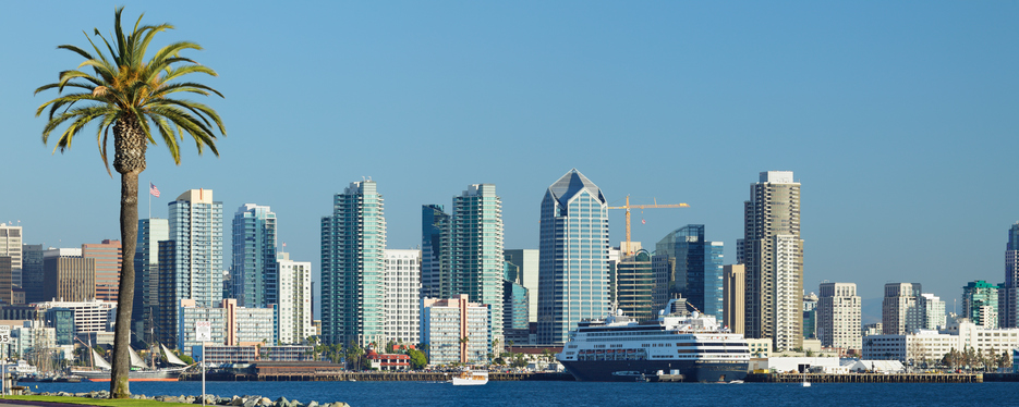 San Diego Skyline Getty Images Compassandcamera Gettyimages Search Photographeragreementtypespa