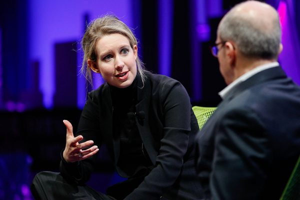 SEC hits Elizabeth Holmes, Theranos with fraud charges