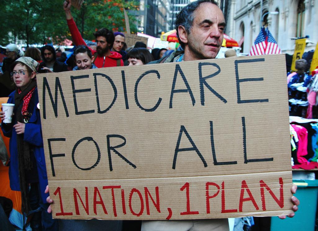 Single Payer Health Care Trump