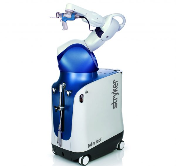 Stryker Launches Expensive Mako Robot For Knee Replacement