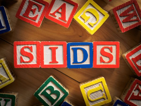 SIDS, sudden infant death syndrome, blocks
