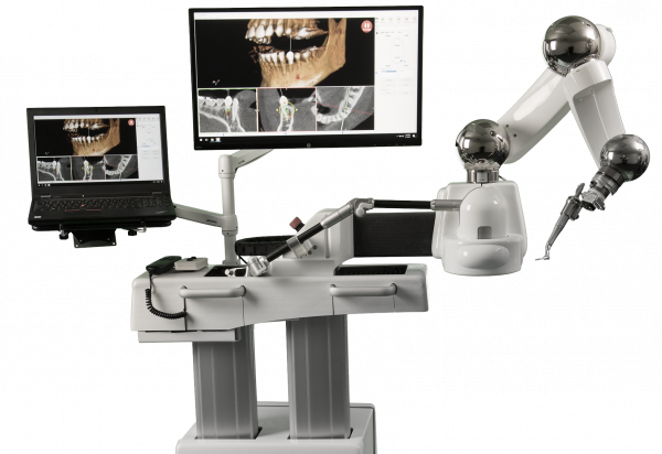 The Yomi robotic system for dental surgery