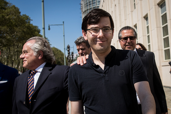 Prosecutors seek to revoke Martin Shkreli's bail after threatening comments