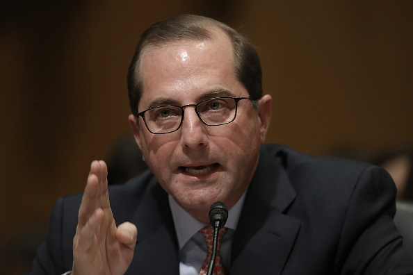 HHS secretary: Stance on Idaho plan 'just a matter of timing'