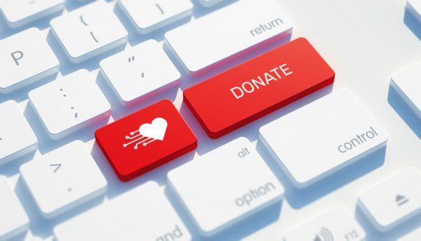 Facebook stresses interest in blood donations with new