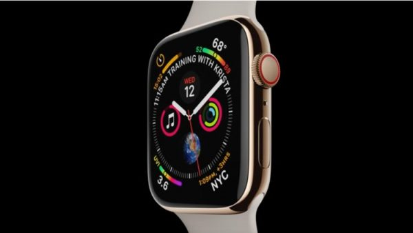 Apple sees role for Watch app in hip, knee replacement recovery
