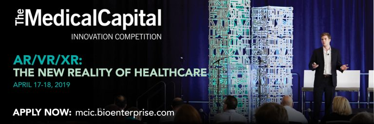 $100,000 in prize money up for grabs for healthcare AR/VR/XR startups in upcoming competition