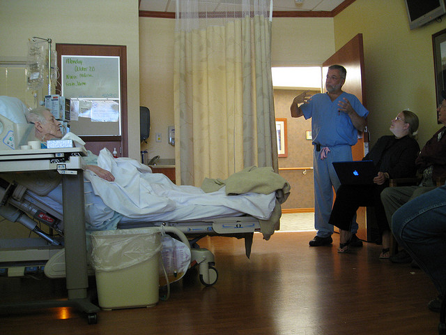 Hospice program uses drug testing to get the right pain management plan for patients