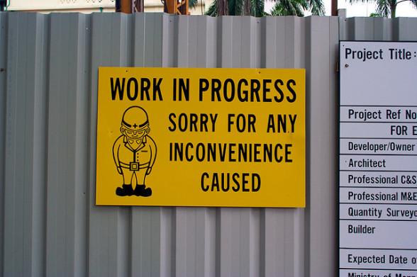 progress evolve innovation