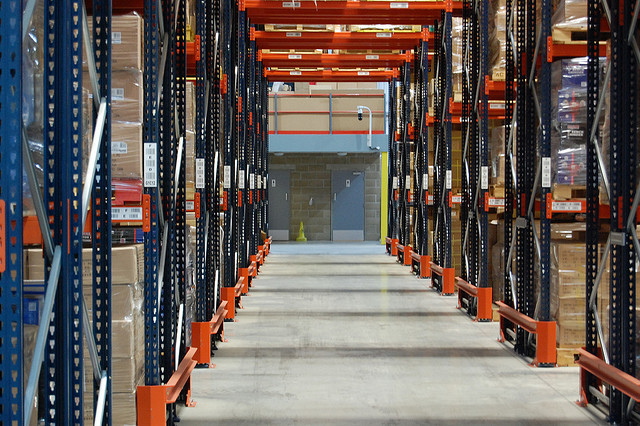 Indianapolis one of top 5 markets in nation for warehouse space and manufacturing