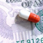 dollar and pill cost