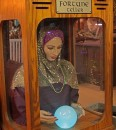fortune teller gypsy crystal ball