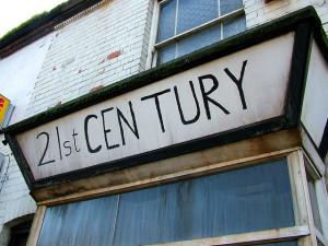 21st century sign