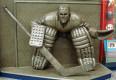 hockey goalie defender