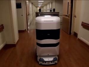 Aethon TUG robot
