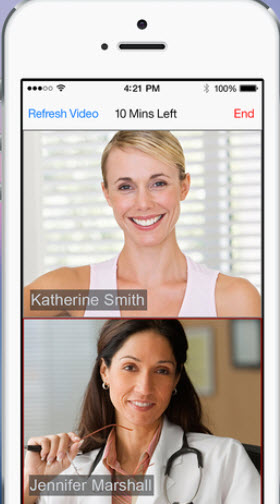American Well's $80M fundraise seeks to expand telemedicine support through mobile, Web