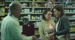 "In ""Cake,"" Jennifer Anniston portrays a woman who has to visit Mexican pharmacies to get enough pain meds to cope after a car accident."