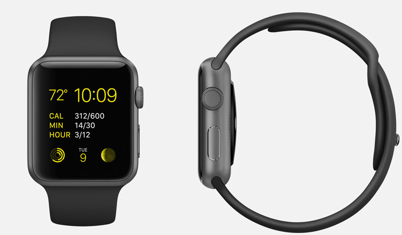 Wearable enthusiasts & health-tracking haters react to #AppleWatch