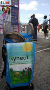 Bag stroller Kynect online health insurance marketplace