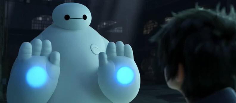 "Want to meet the robot doctor of the future? Go see Disney's ""Big Hero 6″"