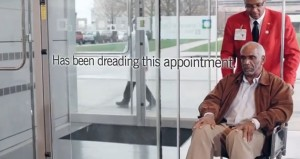 Red coats unrestricted visits are small steps in patient