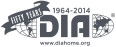 DIA_50th_Logo_gray