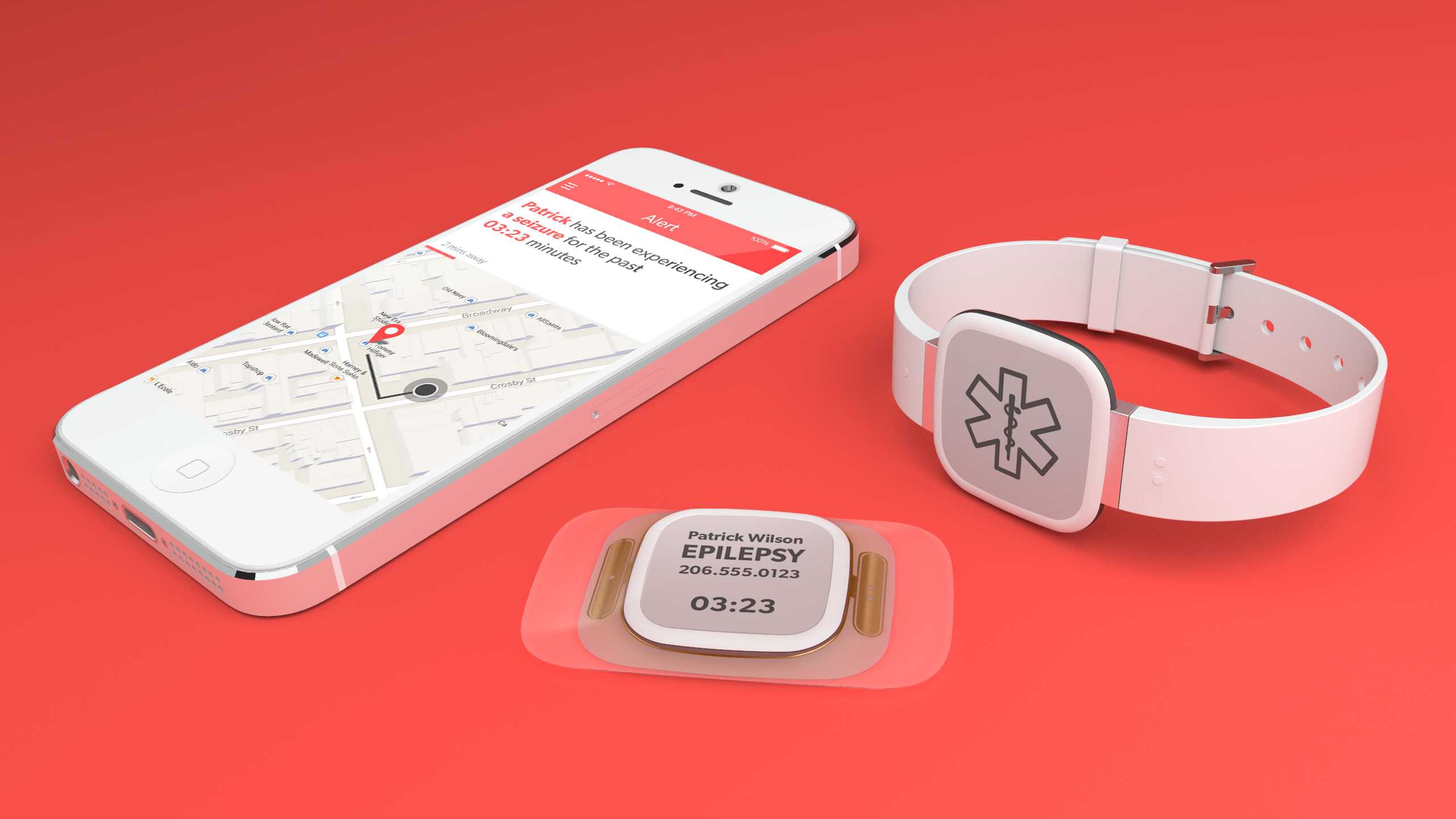 Wearables Sweet Sixteen: A device to evaluate gait vs. seizure alert and tracker