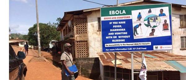 This is what a public health campaign looks like in Ebola-stricken West Africa